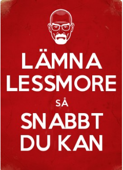 lessmore